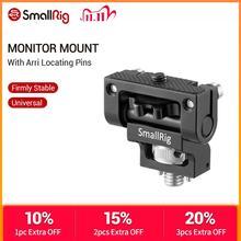 Smallrig Universele Dslr Camera Swivel Monitor Mount Met Arri Lokaliseren Pinnen Om Fix Monitor Met Camera  2174