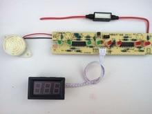 цена на High Voltage Package Driver Board Eight Light Board Alarm Board 8 Light Alarm Board Counter Inverter Electrostatic Generator