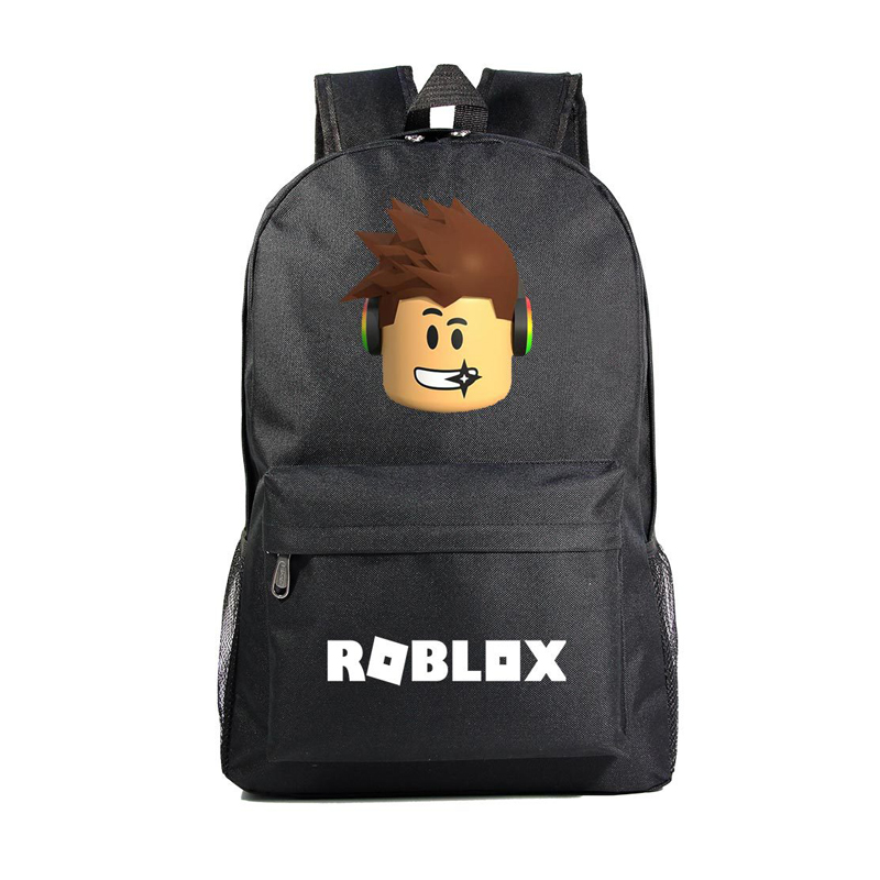 Game Casual Backpack For Teenagers Kids Boys Unisex Laptop Bags Children Student School Bags Mochila Mujer Travel Shoulder Bag