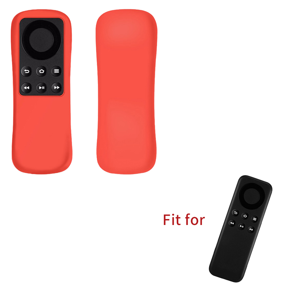 SIKAI  Silicone Protective Cover For Fire TV Stick Basic Edition Remote  Anti-Slip Washable Shockproof Protective Case