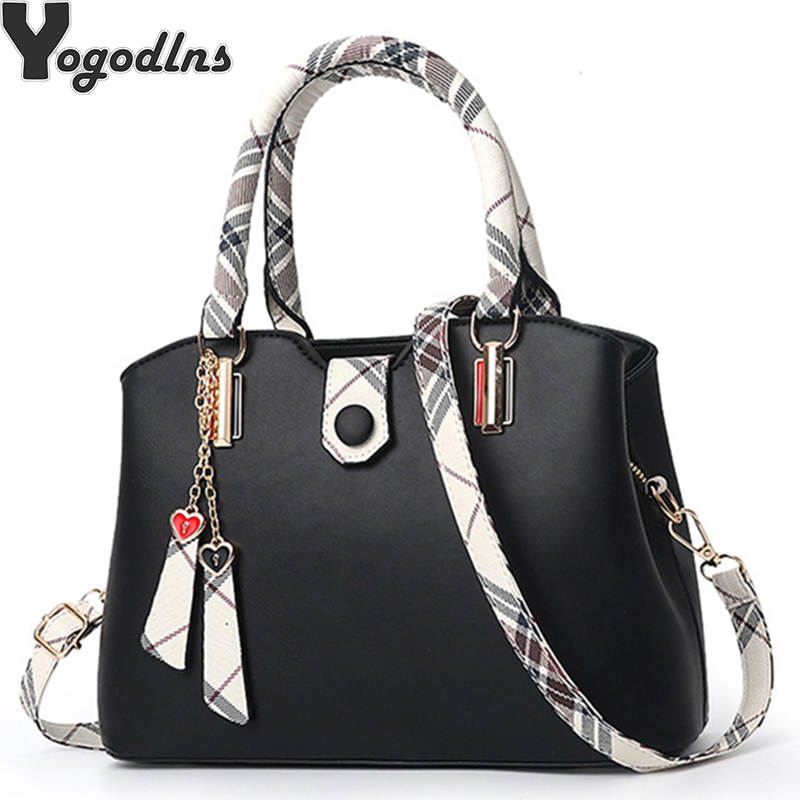 New Women Large Capacity Top Handle Bags PU Leather Splice Ladies Shoulder Bag High Quality Fashion Female Casual Tote Handbag