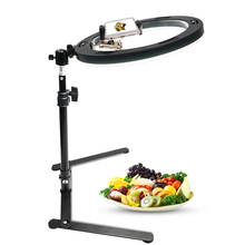 zomei 10inch selfie led ring light with stand camera studio light ring for smartphone with phone holder for live video makeup Dimmable LED Selfie Ring Light Camera Phone USB 10inch lamp Photography Fill Light with Phone Holder Stand For Makeup Live Video