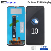 Original For Huawei Honor 8S Full LCD DIsplay Touch Screen Digitizer Assembly For Honor 8S KSA-LX9 KSE-LX9 100% Tested ScreenLCD цены