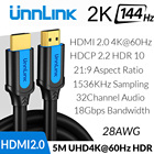 Unnlink HDMI Cable H...