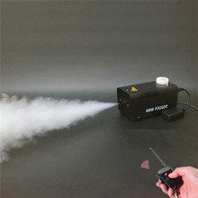 Дымовая машина/мини Удаленный эжектор тумана/диско машина для домашней вечеринки/400 Вт машина для удаления дыма/распыления дезинфекции