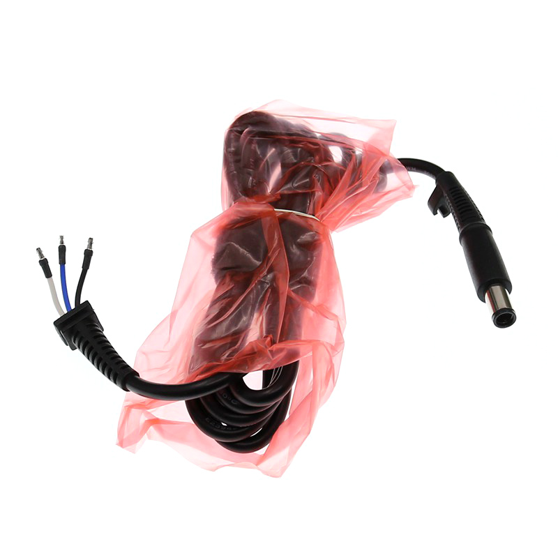 180 см оригинальный наконечник постоянного тока 7,4x5,0 мм Штекерный разъем кабель питания для ноутбука HP 18,5 в 19 в 19,5 в адаптер 90 Вт
