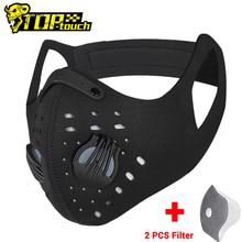 Skull-Valve-Mask Balaclava Motorcycle-Face-Shield Breathable Waterproof Ski with Vents