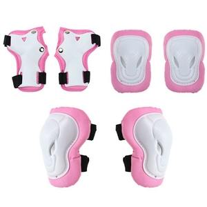 Защитный набор передач для малышей наколенники налокотники Защита запястья для скейтбординга роликовые ролики