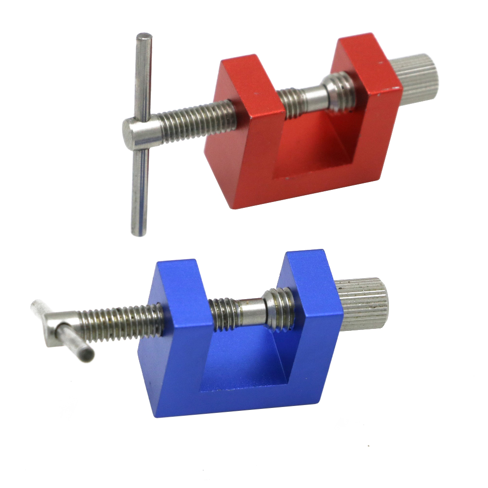 1pcs Aluminum Alloy Wheel Puller/Tyre Remover/Roller Bearing Disassembler Tool For RC <font><b>Tamiya</b></font> <font><b>Mini</b></font> <font><b>4WD</b></font> Car image