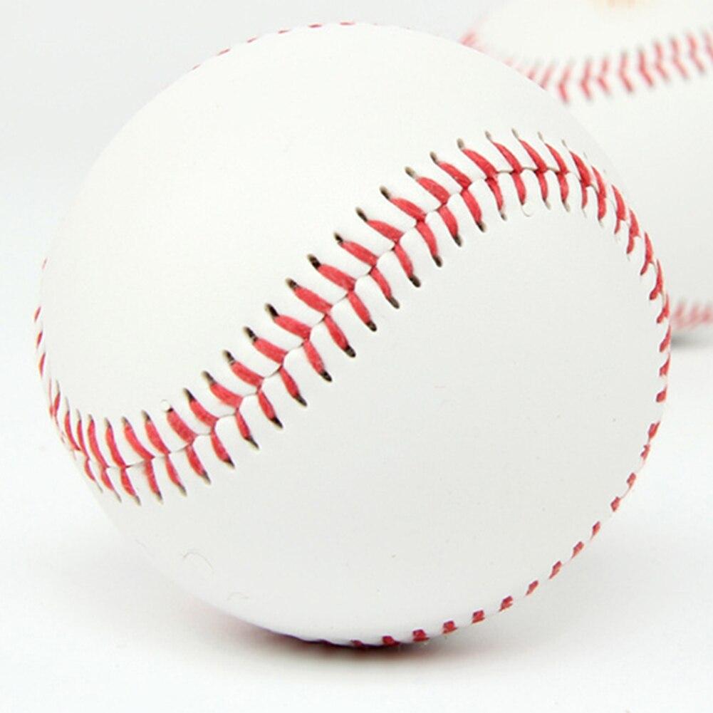 """7cm 2.75"""" White Baseball Base Ball Practice Trainning Softball balls Sport Team Game"""