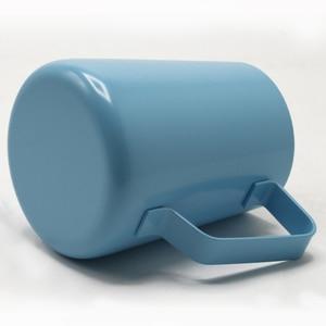 Image 5 - 600 Ml Sữa Inox Không Gỉ Bình Đựng Cà Phê Espresso Chảo Barista Thủ Công Sữa Cà Phê Latte Không Gỉ Bình Bầu 6 Màu
