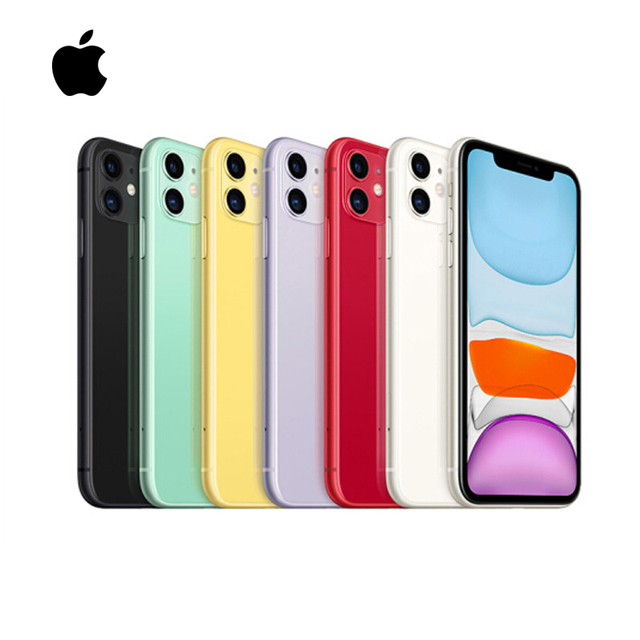 Pan Tong iPhone 11 64G,Double Card Double Wait, Genuine Mobile Phone Apple Authorized Online Seller