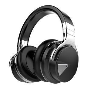 Беспроводные наушники cowin с шумоподавлением, улучшенные наушники с Bluetooth и микрофоном, ANC, Bluetooth