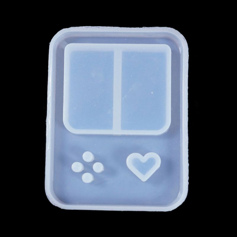Quicksand Cat Paw Game Console Epoxy Resin Molds Silicone Mold For Resin Jewelry Tools Pendant Tools in Jewelry Tools Equipments from Jewelry Accessories