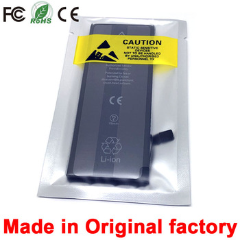 new 0 cycle seal oem high capacity mobile phone battery pack for apple iphone 4 4S 5 5S 5C SE 6 6S 7 8 Plus X XR XS Max battery 1