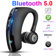 2020 new upgrade V9 wireless Bluetooth 5.0 headset fashion business sports for IOS and Android