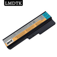 LMDTK جديد 6 CELS محمول بطارية لأجهزة لينوفو G430 G450 G455A G530 G550 L08S6C02 LO806D01 L08L6C02 L08L6Y02 L08N6Y02 شحن مجاني|laptop battery for lenovo|laptop batterybattery for lenovo laptop -