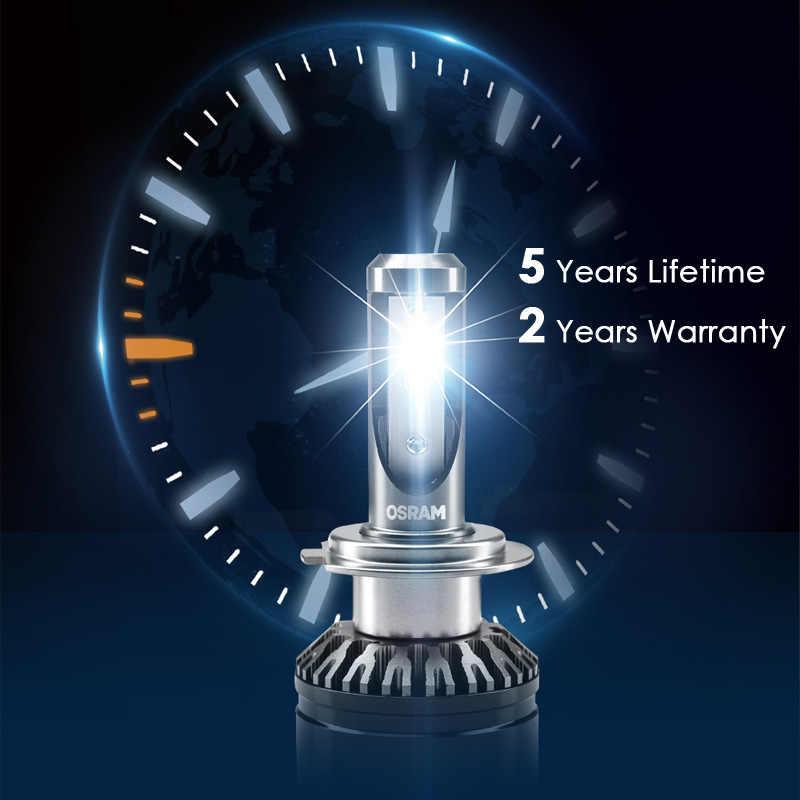 Лампа Ксеноновая OSRAM СВЕТОДИОДНЫЙ расклинивающий H1 H4 H7 H8 H11 H16 HB2 HB3 HB4 H1R2 9003 9005 9006 9012 светодиодный фар автомобиля Противотуманные лампы 6000 К яркий прохладный белый пара