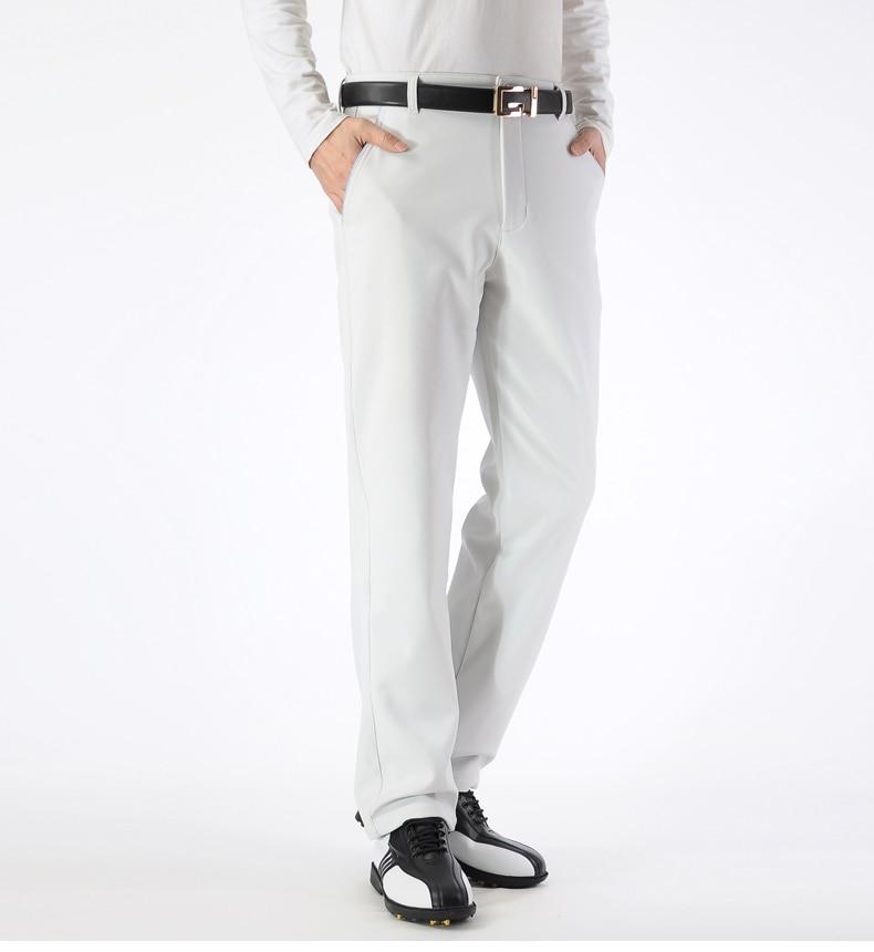 2020 novo outono inverno calças de golfe