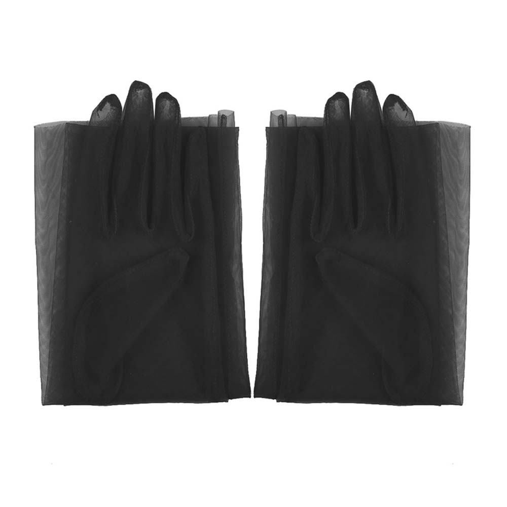 Ultimate SaleGloves Accessory Elbow Sheer Tulle Photo Women Fashion for Shooting Ultra-Thin
