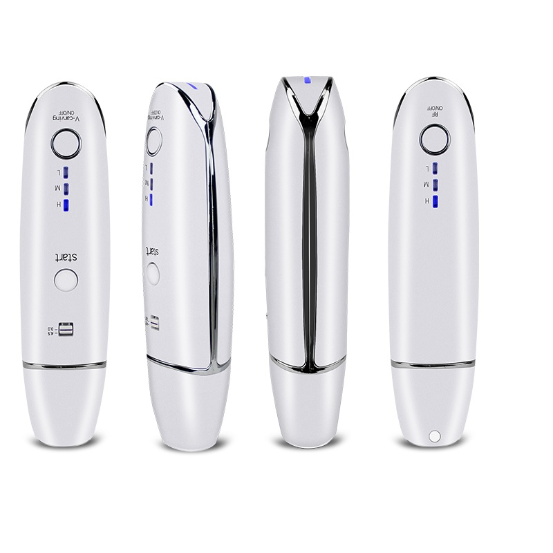 Mini Hifu Ultrasonic Anti-Wrinkle Skin Tightening Machine For Face Lifting Tool