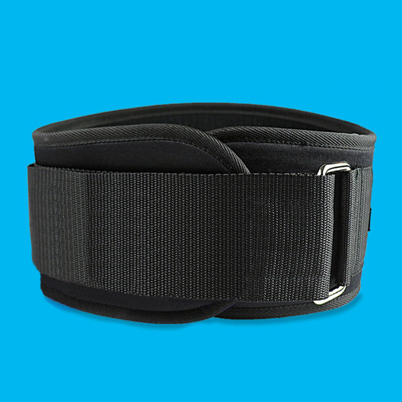 Train Belt Workout Weight Lifting Waist Protect Back Brace Support Fitness Training Useful Practical