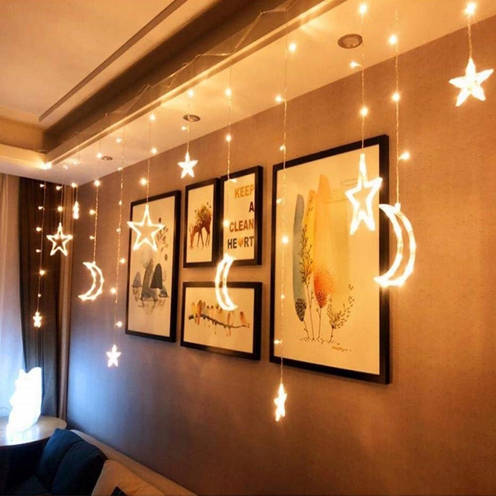 lowest price Solar LED Meteor Shower Rain Lights Holiday String Lights Waterproof Garden Light 8 Tubes 144 Leds  Christmas Wedding Decoration