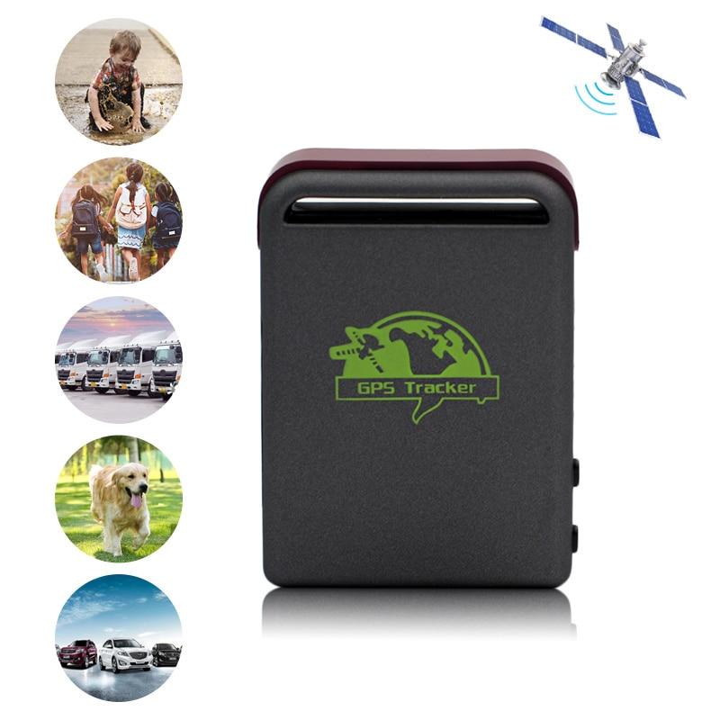 TK102B Car GPS tracker Vehicle GSM GPRS Tracker with SOS Over-speed Alarm Mini Vehicle GPS Tracking Locator Device