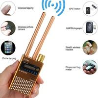 RF Signal Detector GPS Signal Detector Wireless Detector GPS RF Scanner Finder GSM Device Finder