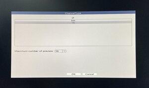 Image 5 - 16CH * 5MP H265/H264 NVR enregistreur vidéo numérique réseau 1 câble SATA détection de mouvement ONVIF P2P CMS XMEYE sécurité