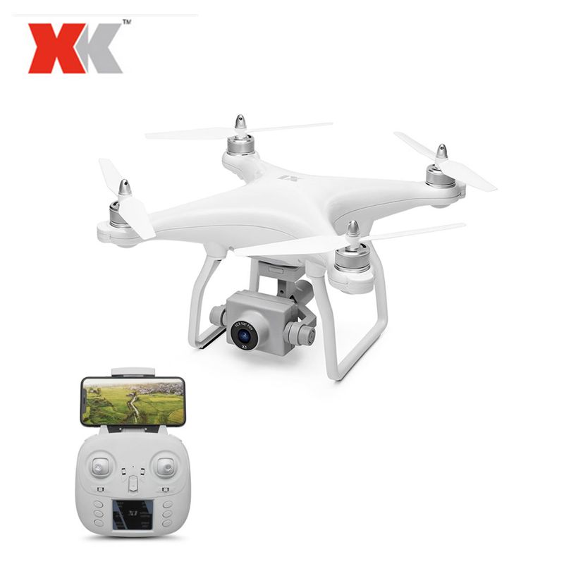 Wltoys XK X1 5G WIFI FPV GPS HD 1080P Camera Coreless Gimbal 20mins Flight Time Altitude Hold Mode RC Drone Quadcopter RTF RC Helicopters     - title=