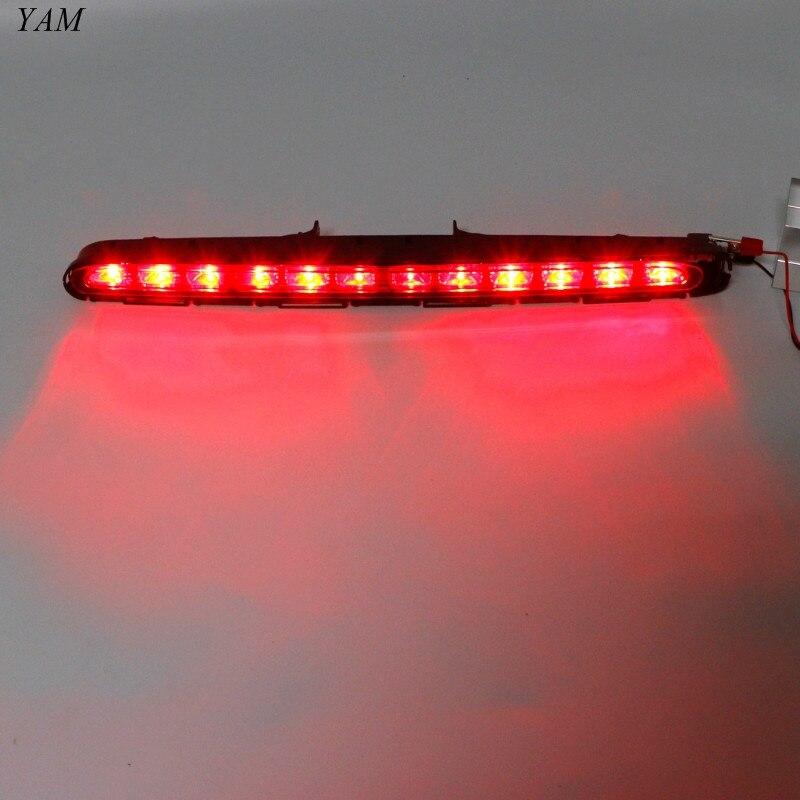 Queue de voiture 3RD Stop frein clignotant bande arrière pour Benz classe E W211