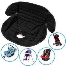 Baby Stroller Velvet Changing Pads Quick Urine Absorption Cushion Infant Car Safety Seats Waterproof Mat With Anti-Slip Grain