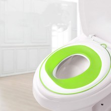 Children's Toilet Seat Baby Infant Potty Toilet Training Kid Seat Cover Pedestal Cushion Pad Basin Baby Care