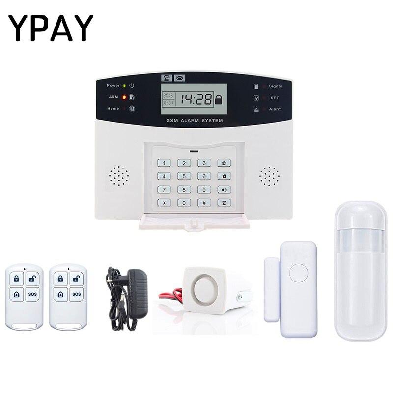 Sistema de alarma GSM YPAY PG-505, Control remoto por voz, Detector de puerta inalámbrico, Kit de sirena con cable y pantalla LCD para seguridad del hogar Baseus T2 rastreador Mini GPS Antipérdida, rastreador Bluetooth para llavero, billetera para niño, alarma antipérdida, localizador de clave de etiqueta inteligente