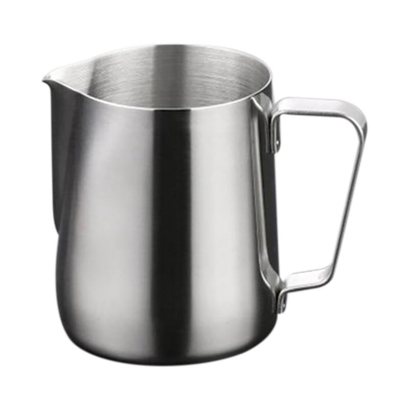 20 Oz /600 Ml Kitchen Milk Frothing Jug Espresso Coffee Pitcher Barista Craft Coffee Latte Milk Frothing Jug Pitcher