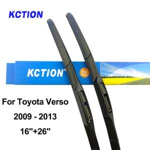 Лобовое стекло, гибридное лобовое стекло, лобовое стекло, задние стеклоочистители, автомобильные аксессуары для Toyota Verso Fit Hook Arm 2009 2010 2011 2012 ...