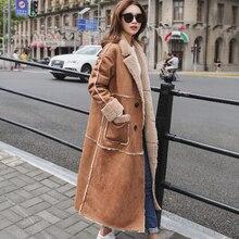 Fur Trench Streetwear ZADORIN