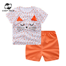 Babys Sets Infant Girl Pink Princess Baby Clothes Newborn Clothing Tshit Outfits for Kids 6-36M
