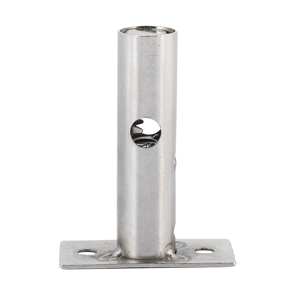 Door Lock Hardware Pipe Tube Well Insert Lock Stainless Steel Locks With Key For Factories