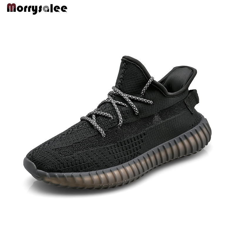 2020 Breathable Running Shoes Casual Athletic Shoes High Quality Breathable Lacing Men's Shoes Lightweight
