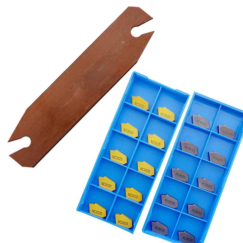 SPB26 SPB32 2mm 3mm 4mm 5mm 6mm CNC Lathe Tool For Slitting Tools For SP200 SP300 SP400 PC9030 NC3020 NC3030 Turning Tools