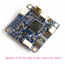 F4 Betaflight Omnibus F4 Pro V3 Flight Controller Board Built-in OSD Barometer For FPV Quadcopter f cloud new arrivals matek f405 wing with osd f4 flying wing available for flight control