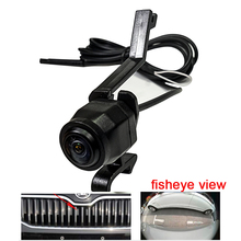 Vehicle-Camera Skoda Octavia Grille-View CCD Night-Vision Waterproof Car for Parking-Cam