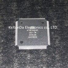 Original 10 pçs/lote ATMEGA640 16AU ATMEGA640 16U atmega640 TQFP 100 ic mcu 8bit 64kb flash mais novo em estoque frete grátis