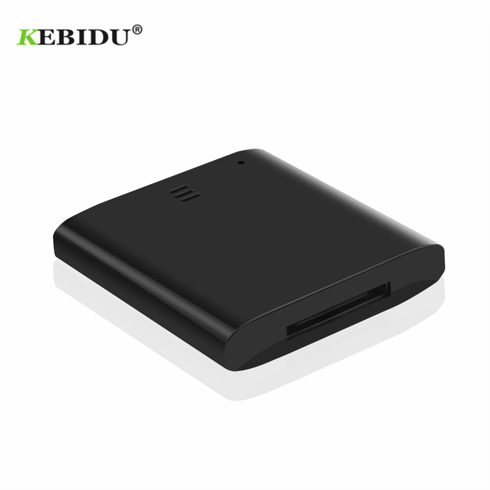 Bluetooth Receiver Dongle 30 Pin Dock Connector for Station Speaker iPhone iPod