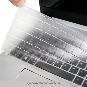 Силиконовый чехол для клавиатуры идеально подходит для hp ProBook 450 650 G4 G5 G6 470 G5 15,6 17,3 Защитная силиконовая пленка для ноутбука