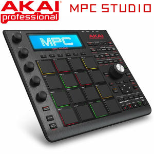 Controller Music-Production Studio AKAI MPC MIDI Professional Connector-Black Slimline