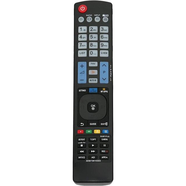 รีโมทคอนโทรลสำหรับLG 3D Smart LCD TV AKB73615303 AKB73615309 AKB73615306 AKB72914202 AKB73615302 AKB73615361 AKB73756504