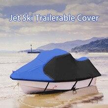 For Seadoo 600 DENIER Jet Ski Trailerable Cover Dust Sun Resistant Cover